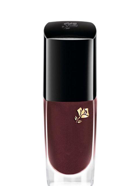 <p>Lancome nail polish in shade 018, £18</p>