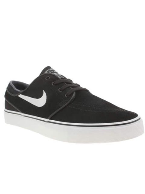 "<p>Sneakers, £60, Nike at <a href=""http://www.schuh.co.uk/womens/nike-sb-zoom-stefan-janoski-black-and-white-trainers/1960007250/"" target=""_blank"">Schuh</a></p>"