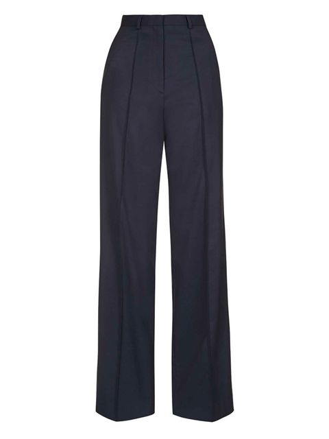 "<p>Trousers, £65, <a href=""http://www.topshop.com/webapp/wcs/stores/servlet/ProductDisplay?Ntt=suit&storeId=12556&productId=21466943&urlRequestType=Base&categoryId=&langId=-1&productIdentifier=product&catalogId=33057"" target=""_blank"">Topshop</a></p>"