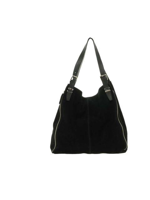 "<p><a href=""http://www.asos.com/Women/"">ASOS</a> leather tote bag £45</p>"