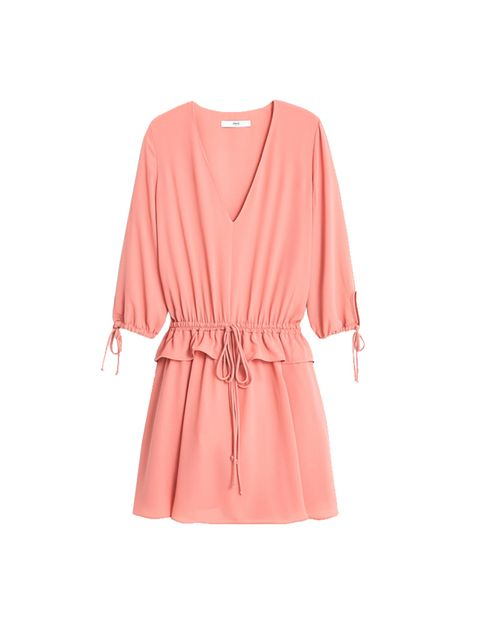 "<p><a href=""http://shop.mango.com/GB/p0/women/clothing/dresses/textured-skater-dress/?id=53050401_25&n=1&s=prendas.vestidosprendas&ident=0_coleccionfalse_0_1436796520222&ts=1436796520222"" target=""_blank"">Mango</a> mini dress, £59.99</p>"