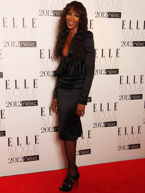 "<p><a href=""http://www.elleuk.com/star-style/celebrity-style-files/naomi-campbell"">Naomi Campbell</a> at the 2012 ELLE Style Awards.</p>"
