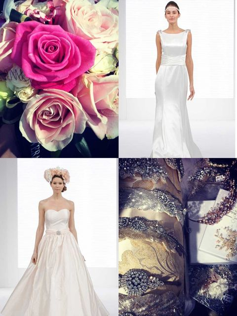 "<p>The biggest draw at the <a href=""http://www.elleuk.com/style/wedding-blog/national-wedding-show-2014-bridal-inspiration-wedding-dresses-london-olympia-manchester-birmingham"">National Wedding Show</a> is its warren of bridal boutiques, providing a golde"