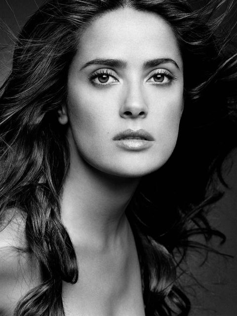 <p>Salma Hayek for Chime for Change</p>