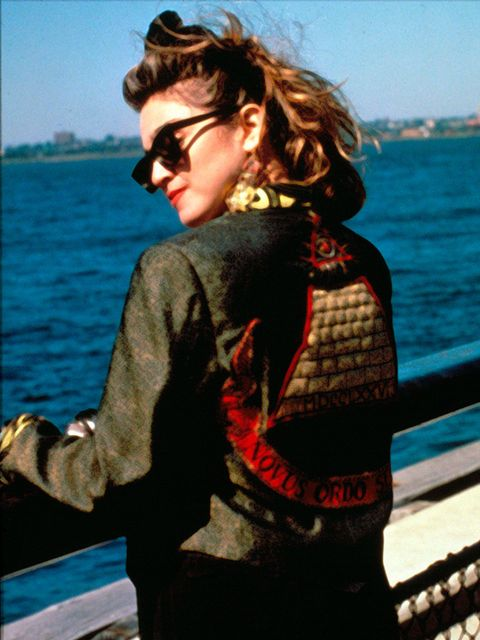 "<p><a href=""http://www.elleuk.com/fashion/news/wsj-innovator-of-the-year-awards-madonna-new-york"">Madonna</a> In Desperately Seeking Susan.</p>"