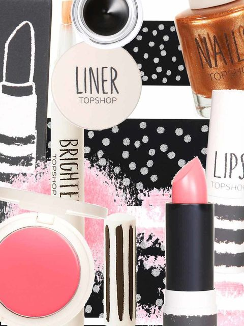 <p>This month when you subscribe to ELLE you will get a whopping £51 worth of Topshop make-up!</p><p>Not sure what you'll do with all these new products in your make-up bag? Worry no more, because we called on Topshop's Make-up Consultant Hannah Murray to