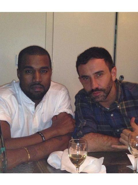 Hangin with Kanye
