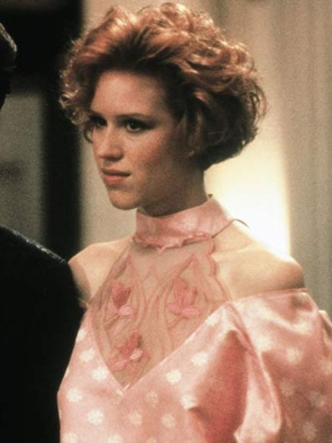 <p>Molly Ringwald in Pretty in Pink </p>