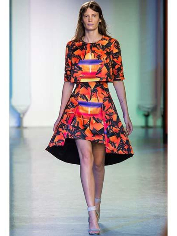 """<p><a href=""""http://www.elleuk.com/catwalk/designer-a-z/peter-pilotto/spring-summer-2014"""">Peter Pilotto</a>, spring/summer 2014</p>"""