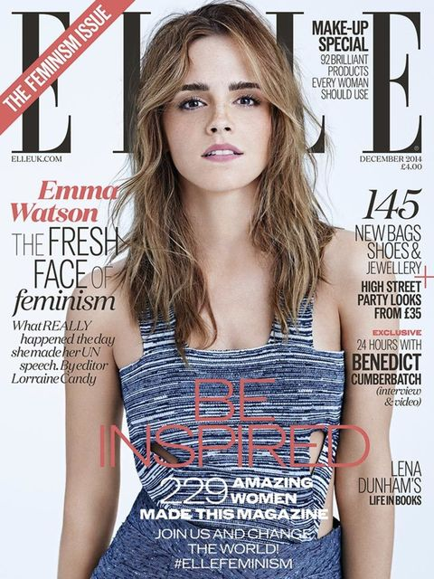 <p><strong>Emma Watson, Actress </strong></p>  <p>'We want to empower women to do exactly what they want, to be true to themselves, to have the opportunities to develop. Women should feel free. There is no typical feminist, there is nothing anywhere that
