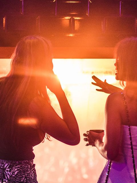 <p>NIGHTLIFE: The Ting Tong Club</p>  <p>Twisted. Surreal. Scantily clad. No, we're not talking about Rupert Murdoch and Jerry Hall's honeymoon (ahem). We're talking about The Ting Tong Club, the latest night to join Ministry of Sound's rejuvenated roster