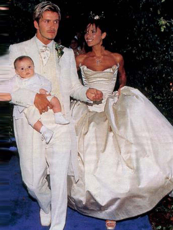 David Beckham\'s Style File