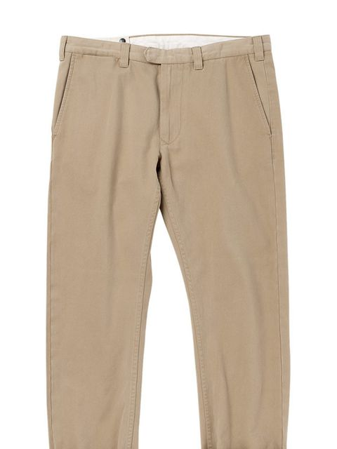 <p>Classic chinos, £35, by Gap (0800 427 789)</p>