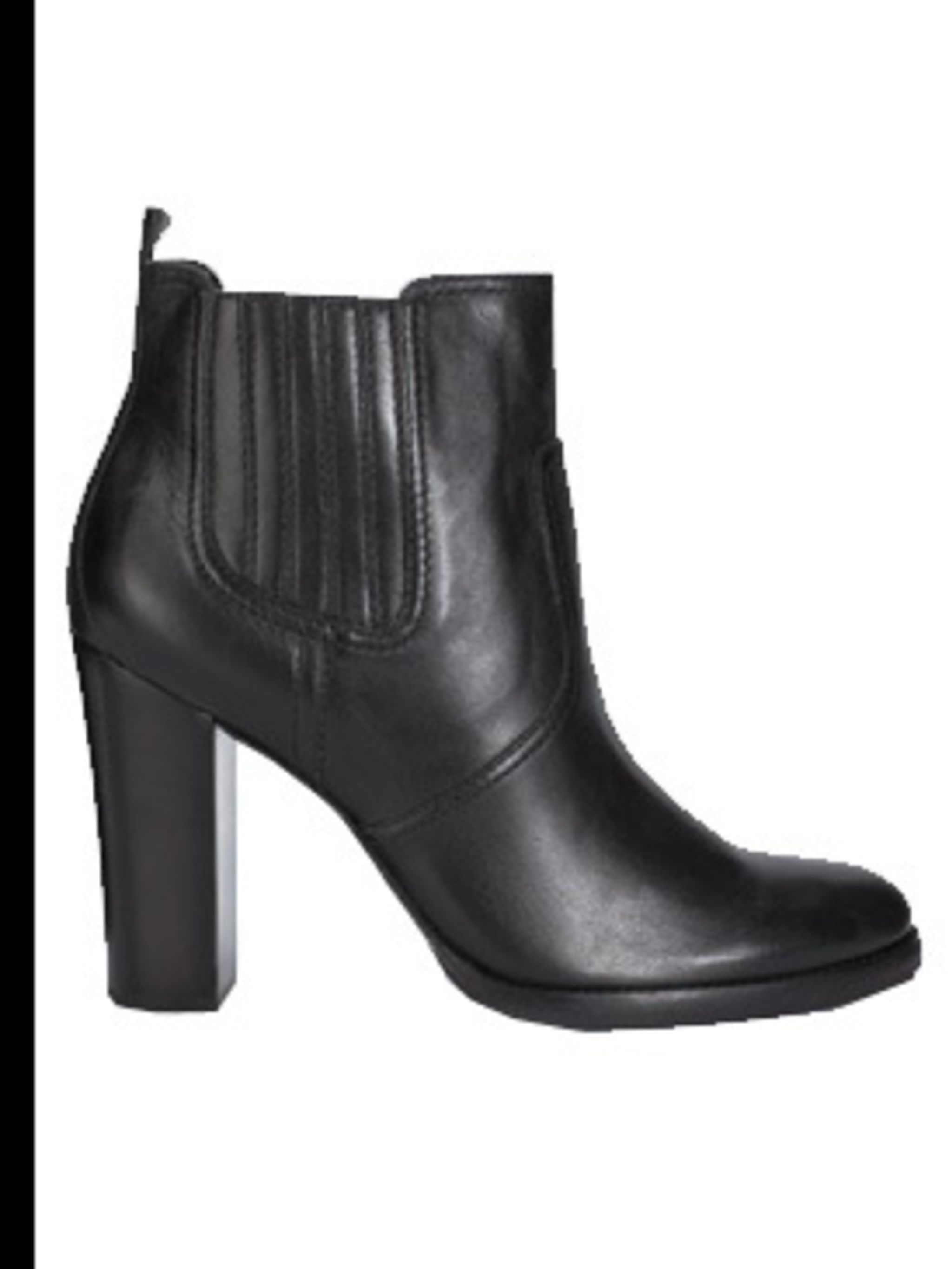 <p>Boots, £65.00 by Pierre Hardy for Gap. For stockists call 0800 427789</p>