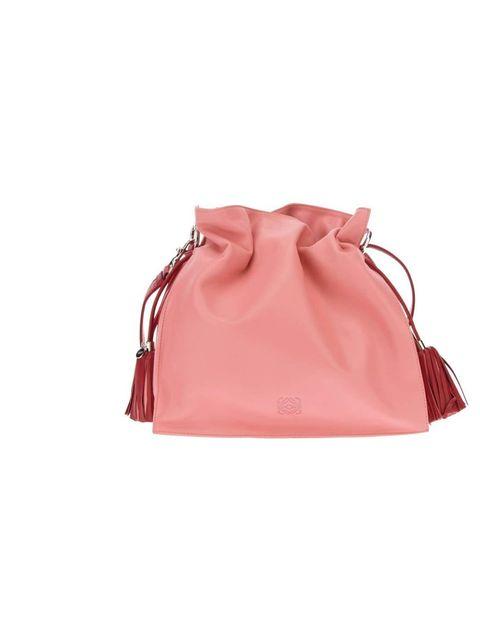 <p>Loewe leather bag, £1260 at Farfetch.com</p>