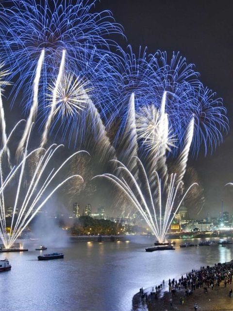 <p><strong>The Lord Mayor's Fireworks</strong></p><p>Bankside is the place to be in London on Saturday. The Lord Mayor's show will finish with a bang – a super sparkly one. The fireworks display will be visib