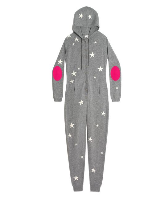 """<p>Chinti and Parker cashmere onesie, £495 from <a href=""""http://www.net-a-porter.com/product/414358"""">net-a-porter.com</a></p>"""