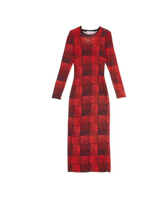 "<p>Kristen Stewart is a big fan of this NYC label and we're pretty smitten too…  10 Crosby by Derek Lam plaid print dress, £245 at My-Wardrobe</p><p><a href=""http://shopping.elleuk.com/browse?fts=10+crosby+plaid+print+dress"">BUY NOW</a></p>"
