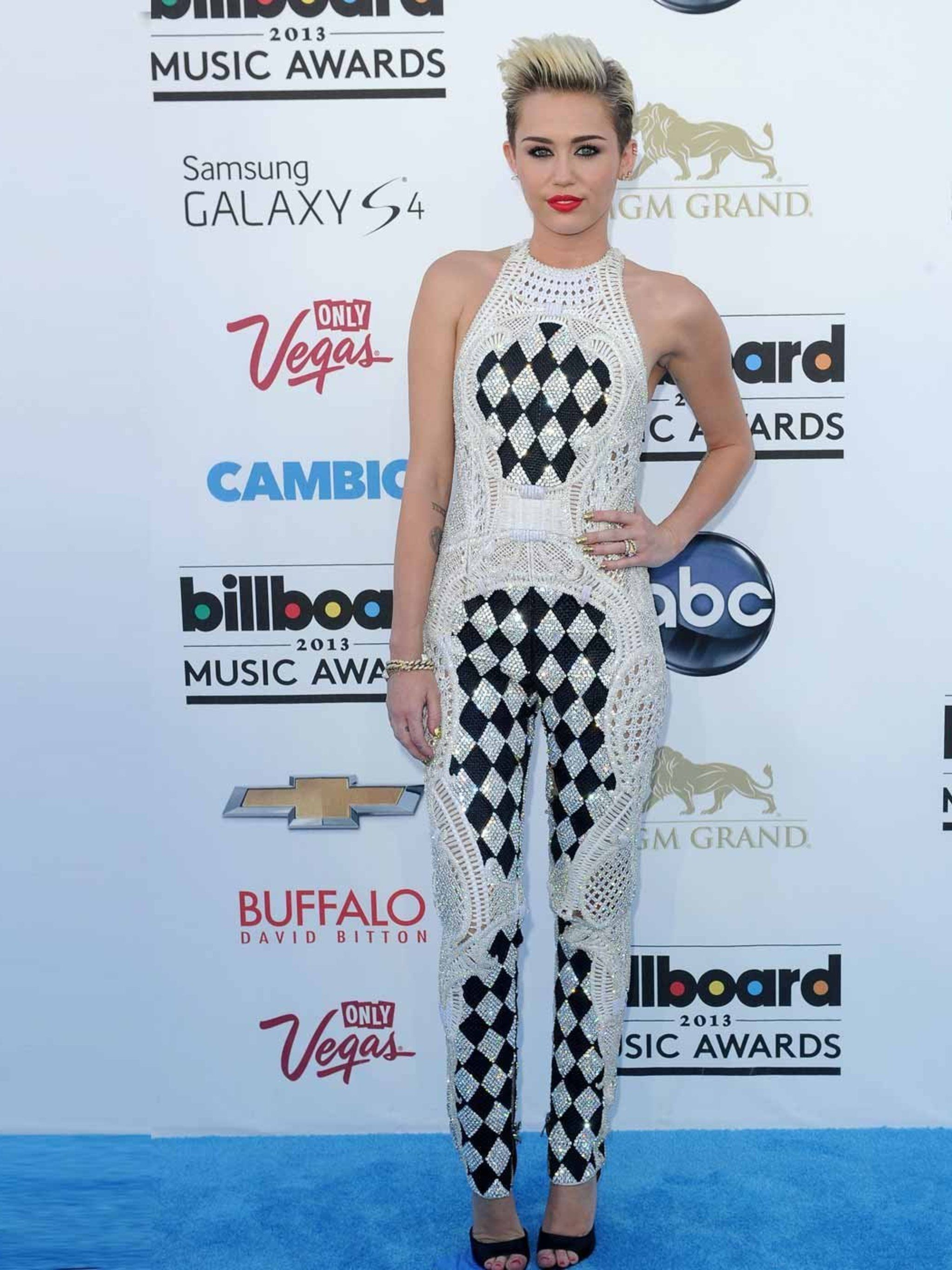 Miley Cyrus\'s Style File