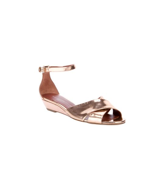 "<p>Marc by Marc Jacobs bronze metallic sandals, £229, at Farfetch</p><p><a href=""http://shopping.elleuk.com/browse?fts=marc+by+marc+jacobs+sandals+farfetch"">BUY NOW</a></p>"