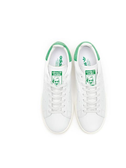 """<p>An oldie, and a goodie. Sometimes the classic designs are the best - and that's definitely true when it comes to these newly re-released trainers.</p><p><a href=""""http://www.adidas.co.uk/stan_smith?cm_mmc=AdiBrand-_-UK_brand-_-All_desktop-_-140115_StanS"""