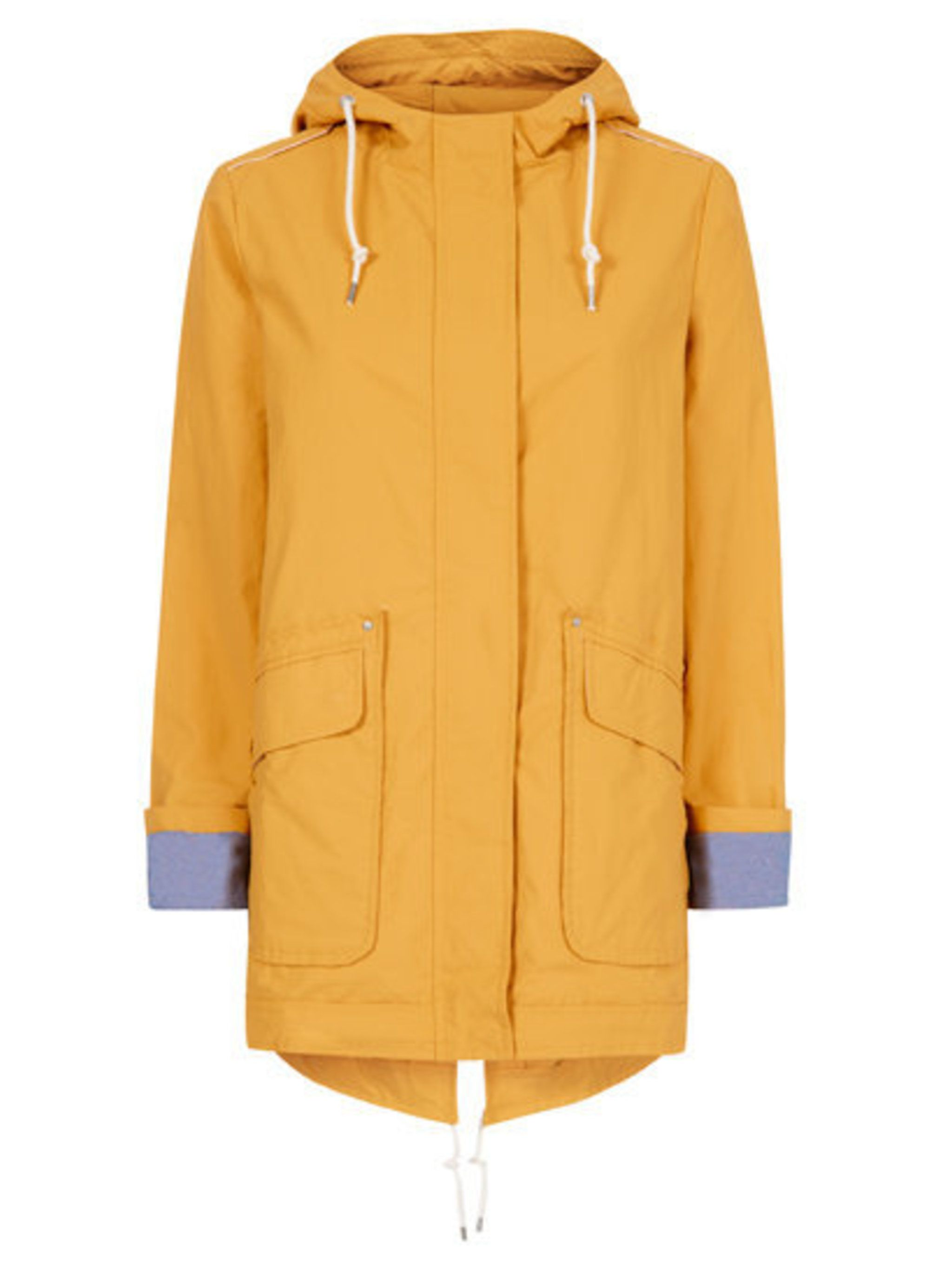 "<p>A parka is definitely in need. This <em>Clemence</em> style, £220 from <a href=""http://www.parkalondon.com/item/clemence_36.html"">Parka London</a>, is the perfect festival coat. Water-resistant and bright in colour, you'll stand out in the crowd… in a"