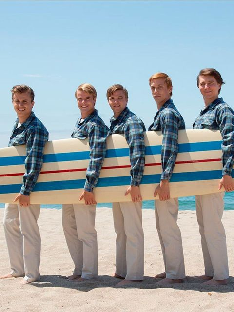 <p>FILM: Love & Mercy</p>  <p>So you love The Beach Boys, right? If you answered yes, you may skip the next two sentences. If no: sorry, Good Vibrations, God Only Knows, Wouldn't It Be Nice? See, you do. Now that we're all on the same page, you'll all app