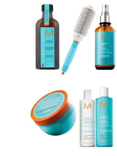 <p><strong>The brand</strong></p><p><strong> </strong>Moroccanoil founder Carmen Tal discovered the intensely repairing power of Moroccan oil while travelling in Israel, and set about to bring the treatment to the rest of the world. Hairdressers loved it,