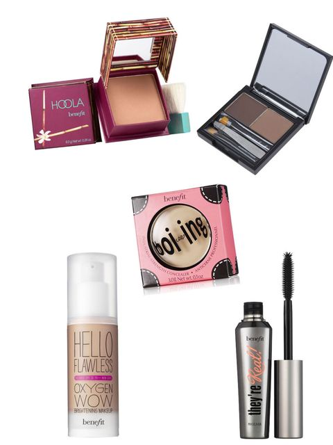"<p><strong>The brand</strong></p><p>Twin sisters Jean and Jane Ford put their creative and entrepreneurial minds together to create the hugely successful <a href=""http://www.benefitcosmetics.co.uk/"">Benefit</a> brand. Its irrepressible combination of play"