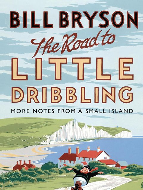 <p>Lorraine Candy, Editor in Chief</p>  <p>I read this on the road during fashion month. It's the follow up to his Notes on a Small Island. I love the quietly comical way Bryson writes about the UK and it is always fun to read this kind of book in ano
