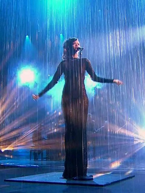 "<p>The tweeting world went in to a frenzy when <a href=""http://www.elleuk.com/beauty/news/get-the-look-rihanna-s-x-factor-make-up"">Rihanna </a>graced the X Factor stage to debut her new single Diamonds. Yes, the song was brilliant, but what the beauty wor"