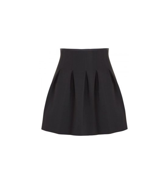 "<p>Neoprene is having a moment. And trust us, it isn't as scary as it sounds. This simple yet directional T By Alexander Wang skirt is a case in point… T by Alexander Wang neoprene skirt, £195, at <a href=""http://cseeboutique.com/skirts/t-by-alexander-wan"
