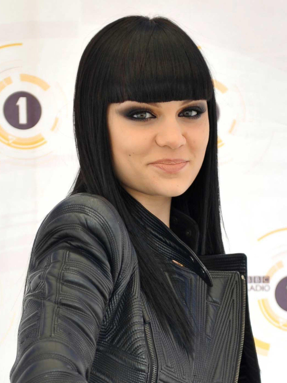 Jessie J Hair Chameleon