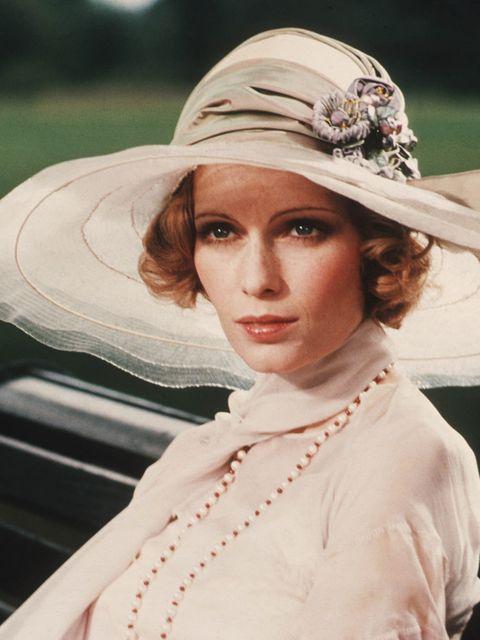<p>Mia Farrow as Daisy in 1974</p>