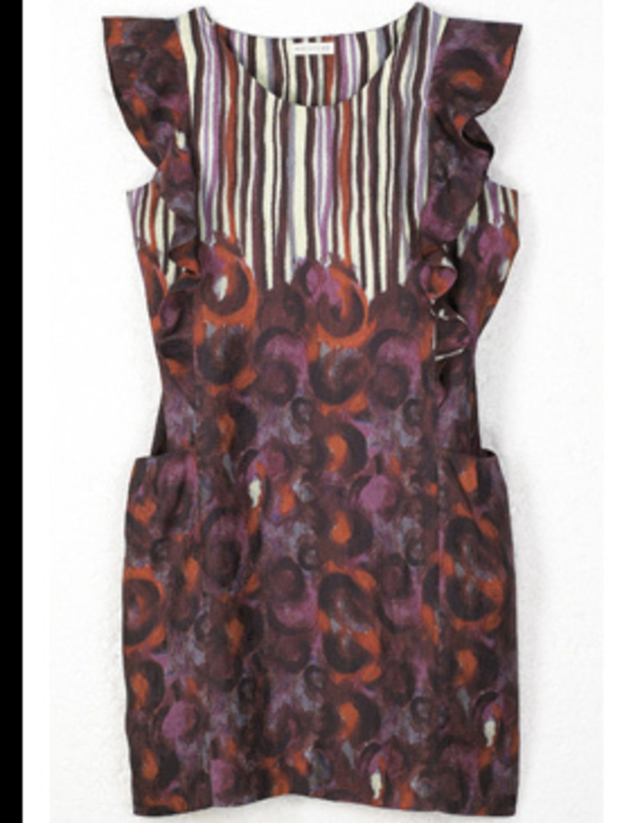 <p>Dress, £130.00 from Whistles. For stockists call 0870 770 4301</p>
