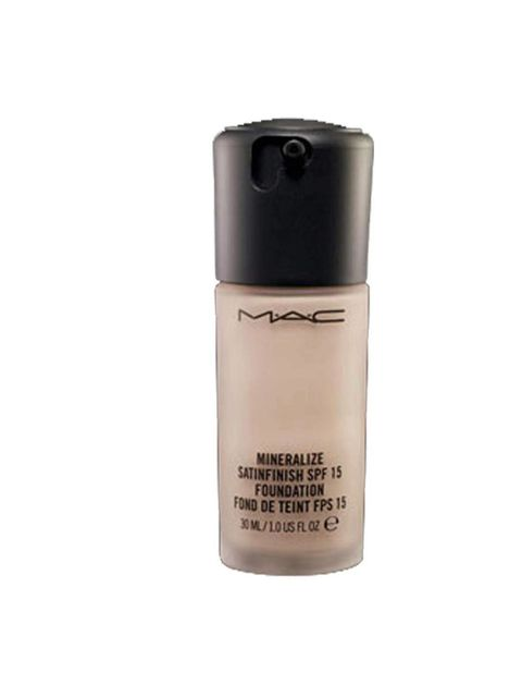 "<p><a href=""http://www.maccosmetics.co.uk/product/shaded/158/1507/Products/Face/Foundation/Mineralize-Satinfinish-SPF-15-Foundation/index.tmpl"">Mac Mineralize Satin Finish Foundation, £24</a></p><p>Recreate Rihanna's dewy, flawless skin finish with this l"