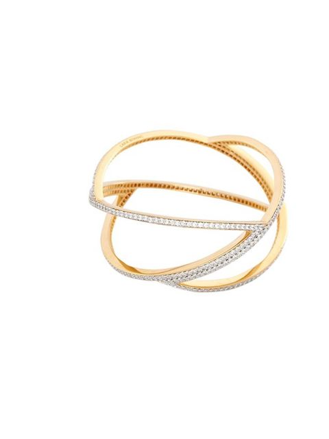 "<p>Lara Bohnic bangle, £1257, at <a href=""http://www.farfetch.com/shopping/women/lara-bohinc-planetaria-bangle-item-10317137.aspx"">Farfetch</a></p>"