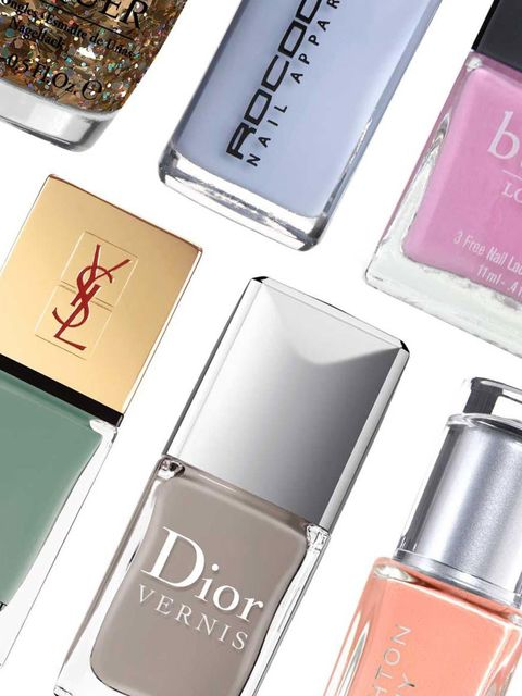 <p>Have you bagged your April issue yet? Yes? Then you will have seen the feature <em>The Great Nail Wars of 2013.</em> There are two big nail trends battling it out for top spot this season - Foundation Nails and Nail Art. Want to try the trends? Here we