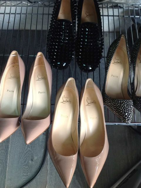 <p>Louboutin selection.</p>