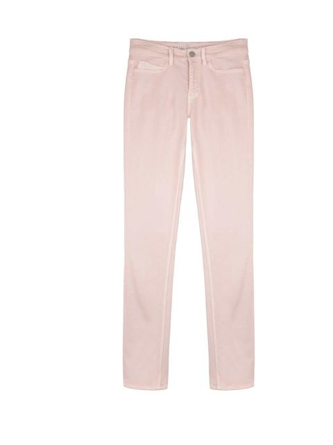 """<p>Pastel jeans. A modern summer staple.</p><p>Pink jeans, £160 <a href=""""http://www.mih-jeans.com/womens-jeans/the-bonn-ice-pink-pop.html"""">MiH</a></p>"""