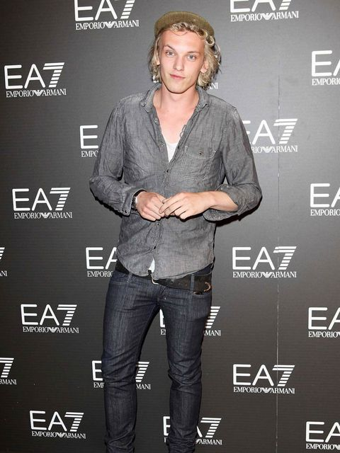 <p>Jamie Campbell-Bower</p>