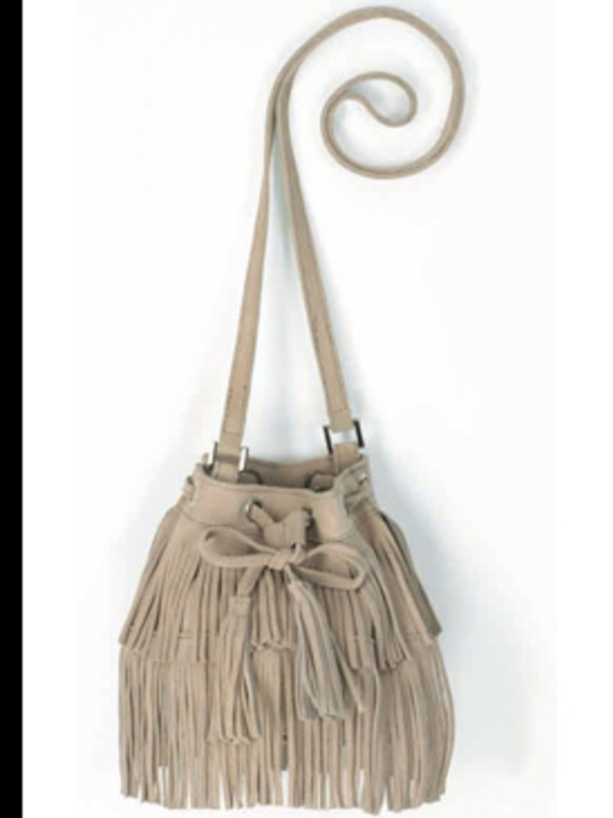 <p>Bag, £32.00 from Warehouse. For stockists call 0870 122 8813</p>