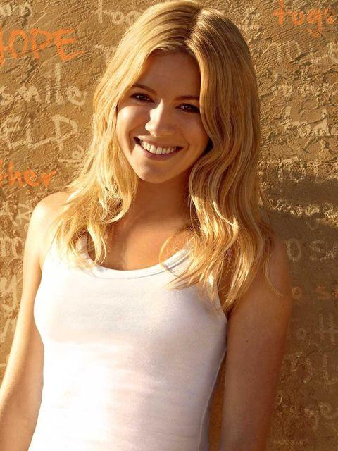 <p>Sienna Miller for BOSS Orange</p>