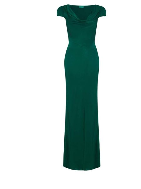 """<p>A favourite amongst some of the ELLE team is this <a href=""""http://www.ghost.co.uk/dye-to-order/sylvia-dress.html?color=46"""">Ghost Sylvia dress</a>, in Emerald. Not your cup of tea? Ghost dyes to order, and with 13 colours to choose from I'm sure you'll"""