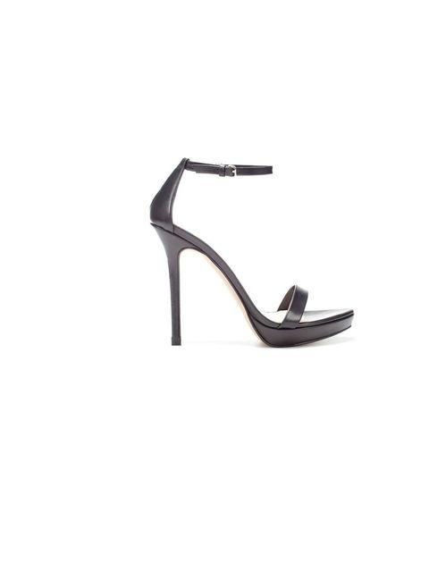 "<p><a href=""http://www.zara.com/webapp/wcs/stores/servlet/product/uk/en/zara-S2012/189510/695172/THIN%2BSTRAP%2BSANDALS"">Zara</a> strappy sandals, £49.99</p>"