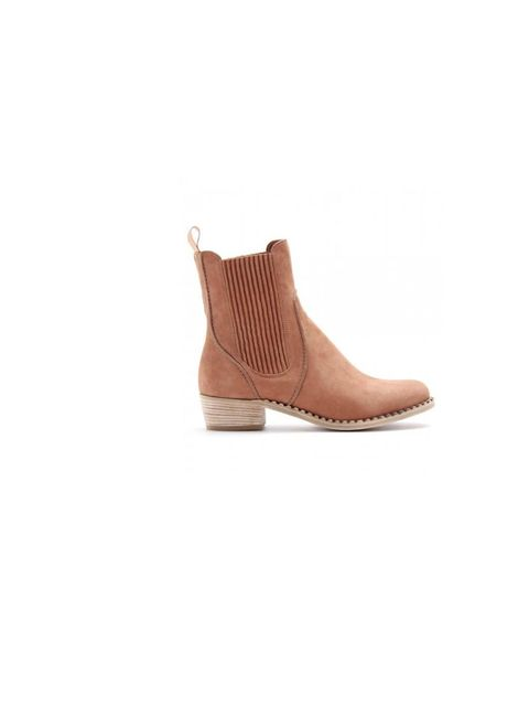 "<p>A great pair of tan ankle boots is a festival staple; they look great with bare legs or jeans and are comfy enough to wear all day...and night! Marc by Marc Jacobs suede boots, £359 at <a href=""http://www.mytheresa.com/en-gb/clippy-suede-chelsea-boots-"