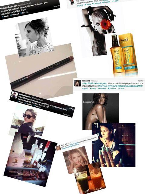 Celebrity Beauty Twitpics