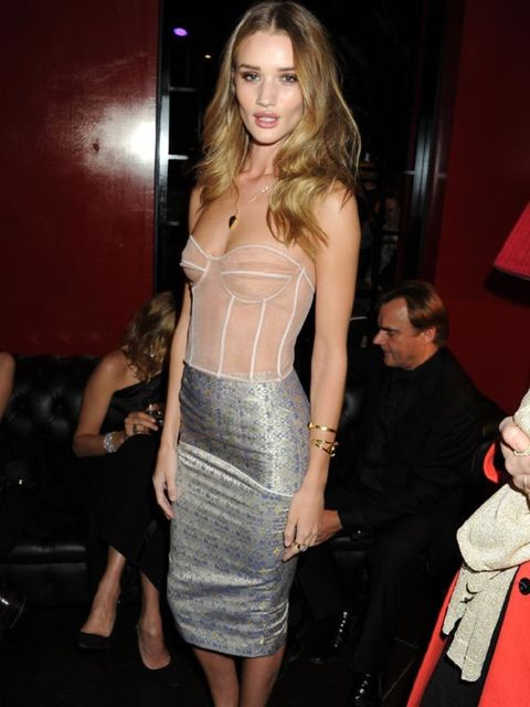 "<p><a href=""http://www.elleuk.com/starstyle/style-files/(section)/rosie-huntington-whiteley"">Rosie Huntington-Whiteley</a> wore a corseted <a href=""http://www.elleuk.com/catwalk/collections/richard-nicoll/"">Richard Nicoll</a> ensemble to a Vertu launch in"