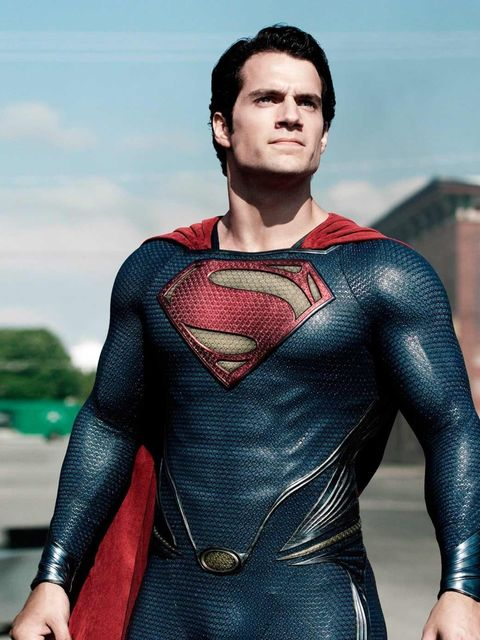 <p>Is he cross or is there a bad smell? Either way, Henry Cavill is looking hot</p>