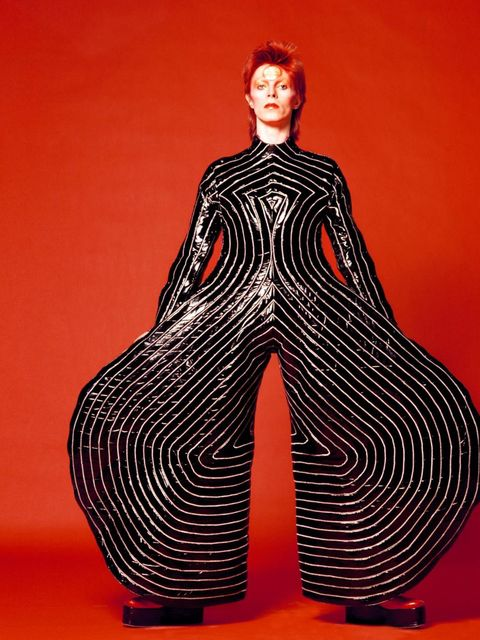 """<p>Missed out on tickets to the V&A's electrifying <a href=""""http://www.elleuk.com/star-style/red-carpet/see-what-the-a-list-stars-wore-to-the-exciting-david-bowie-is-exhibition-private-view"""">Bowie</a> exhibition? Live vicariously: read Mark Ellen's <a hre"""